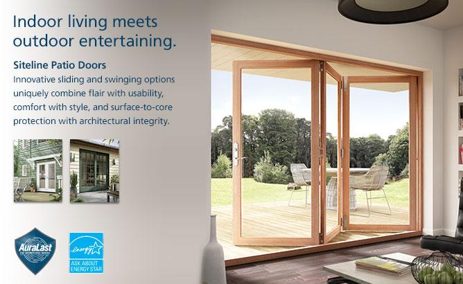 Siteline Wood Jeld Wen Doors Amp Windows