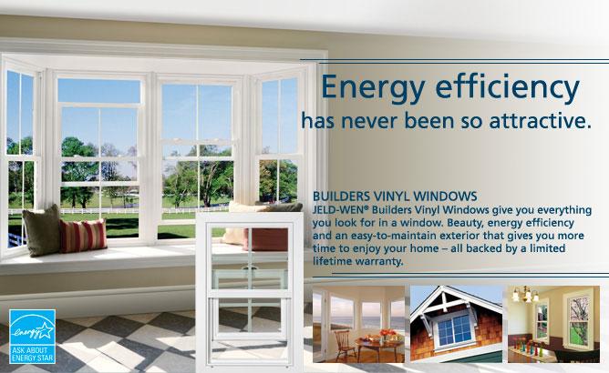 Builders Vinyl V 2500 Jeld Wen Doors Amp Windows