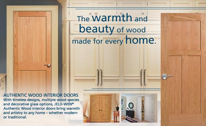 Authentic Wood Jeld Wen Windows Amp Doors