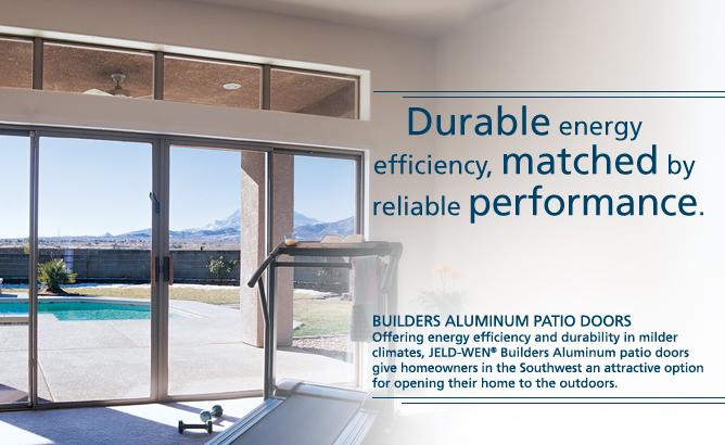 Builders Aluminum Jeld Wen Windows Amp Doors