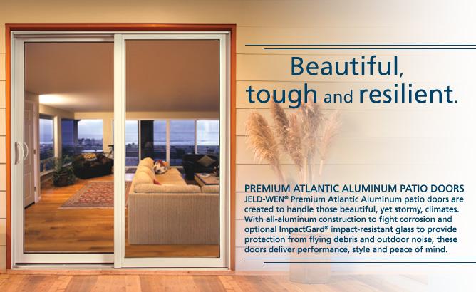 Premium Atlantic Aluminum Jeld Wen Doors Amp Windows