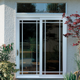 efficiency and durability come together in premium vinyl patio doors